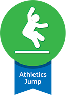Athletics Jump